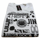 BTS 'A.R.M.Y Collage' Sweater thekpopdept - KPOP AIR