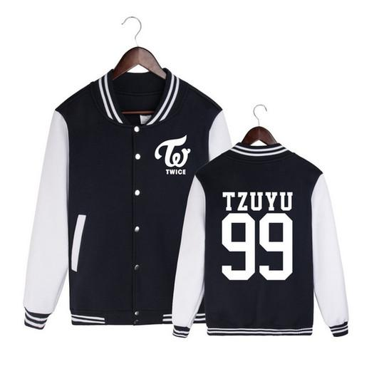 TWICE 'Baseball' Varsity thekpopdept - KPOP AIR