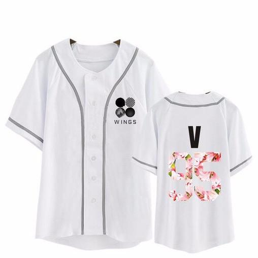 BTS 'WINGS' JERSEY The KPOP Dept. - KPOP AIR