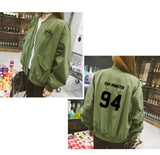 BTS 'ARMY Bomber' Jacket The KPOP Dept. - KPOP AIR