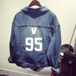 BTS 'Casual Denim' Jacket The KPOP Dept. - KPOP AIR
