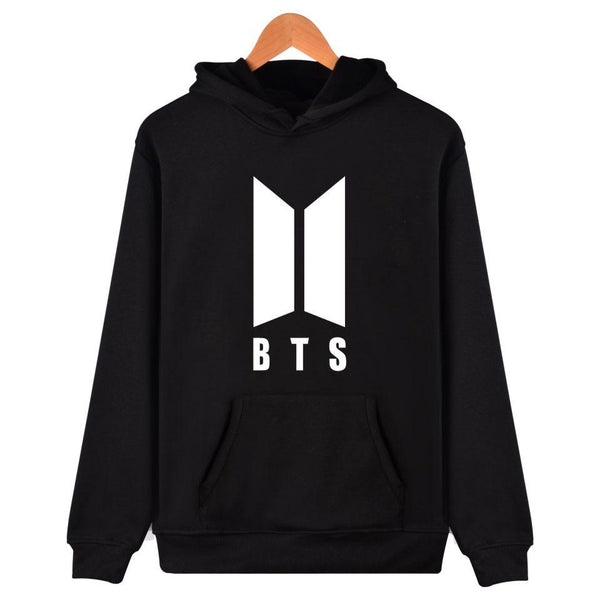 BTS 'New ARMY' Hoodie Black The KPOP Dept. - KPOP AIR