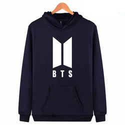 BTS 'New ARMY' Hoodie Navy The KPOP Dept. - KPOP AIR