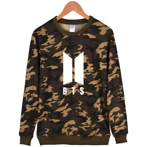 BTS 'A.R.M.Y' Pattern Sweater The KPOP Dept. - KPOP AIR