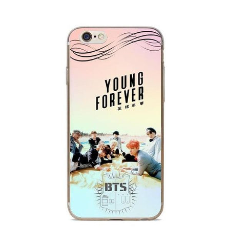 BTS 'Young Forever Cover II' for iPhone