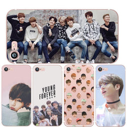 BTS 'Young Forever' Phone Case for iPhone KPOP AIR - KPOP AIR