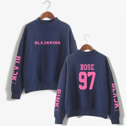 BLACKPINK ROSE 97 TURTLENECK SWEATER