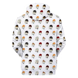 BTS 'FULL PRINT' Hoodie The KPOP Dept. - KPOP AIR
