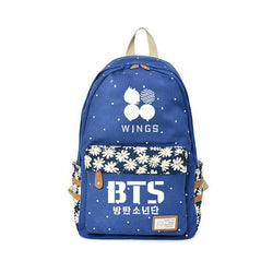"BTS ""FLOWER"" BACKPACK"