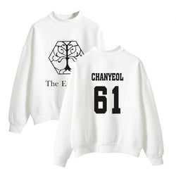 "EXO ""CHANYEOL 61"" SWEATER"