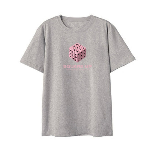 "BLACKPINK ""SQUARE UP"" T-SHIRT"