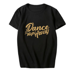 "TWICE ""DANCE THE NIGHT AWAY"" T-SHIRT"