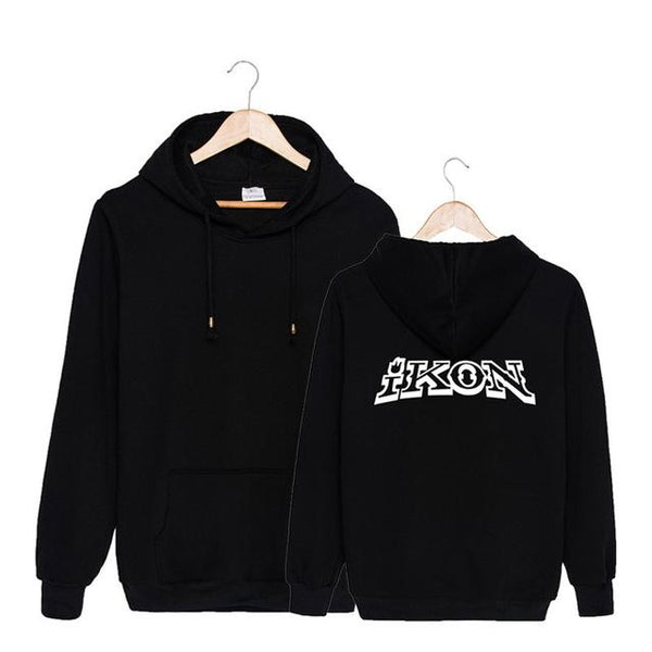 "IKON ""NEW KIDS BEGIN"" HOODIE"