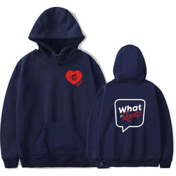"TWICE ""WHAT IS LOVE"" HOODIE"