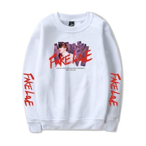 "BTS ""FAKE LOVE"" SPESIAL SWEATER"