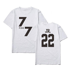 "GOT7 ""7FOR7"" T-SHIRT WHITE"