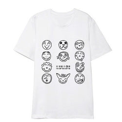 "WANNA ONE ""CARTOON"" T-SHIRT"