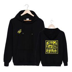 "STRAY KIDS ""I AM WHO"" TOUR HOODIE"