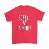 BTS V is Mine T-Shirt teelaunch - KPOP AIR