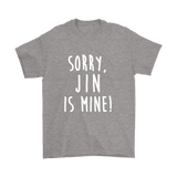 Jin is Mine T-Shirt teelaunch - KPOP AIR