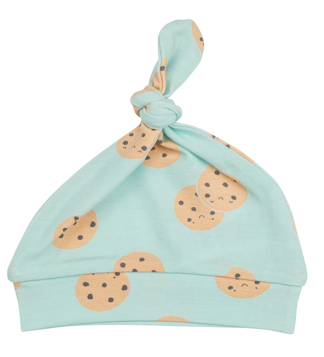 ANGEL DEAR COOKIES KNOTTED HAT 0-3 MO
