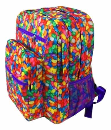 Top Trenz - Jelly Bean Backpack