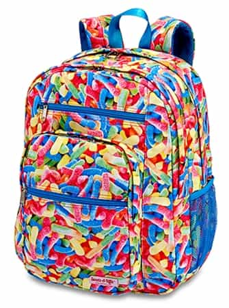 Top Trenz - Gummy Worm Backpack
