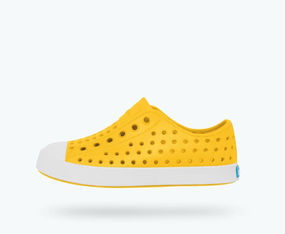 Native Jefferson Crayon Yellow/Shell White