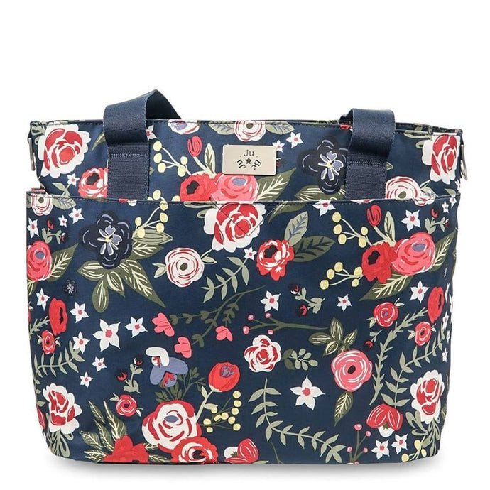Jujube The Encore Tote - Midnight Posy