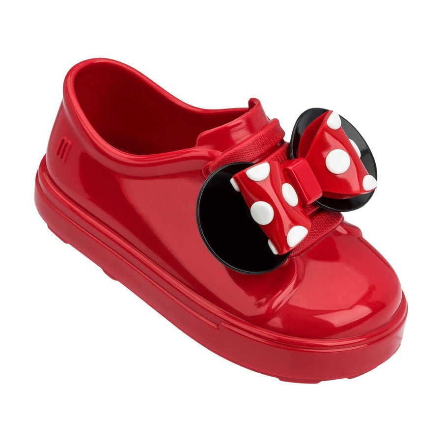 Mini Melissa Minnie Mouse Sneakers