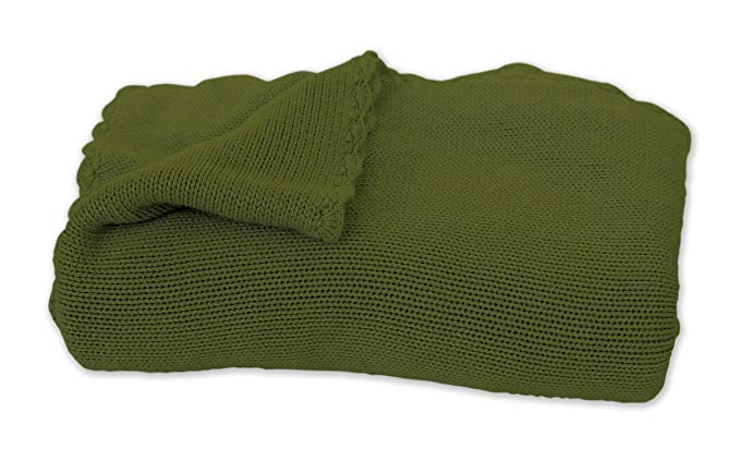 KICKEE PANTS KNIT BLANKET