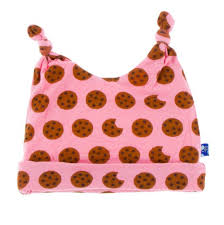 KicKee Pants Print Double Knot Hat - Lotus Cookies