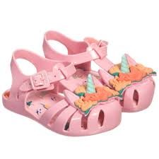 Mini Melissa Aranha Unicorn - Pink (SALE)