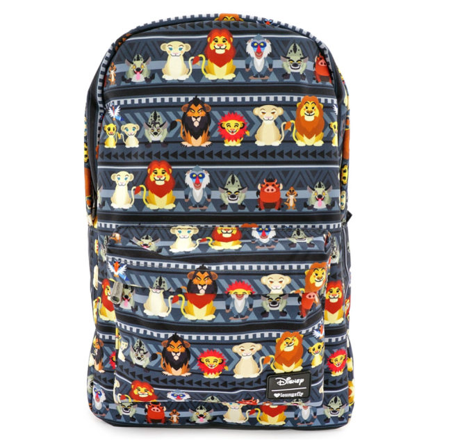 Loungefly Nylon Backpack - The Lion King