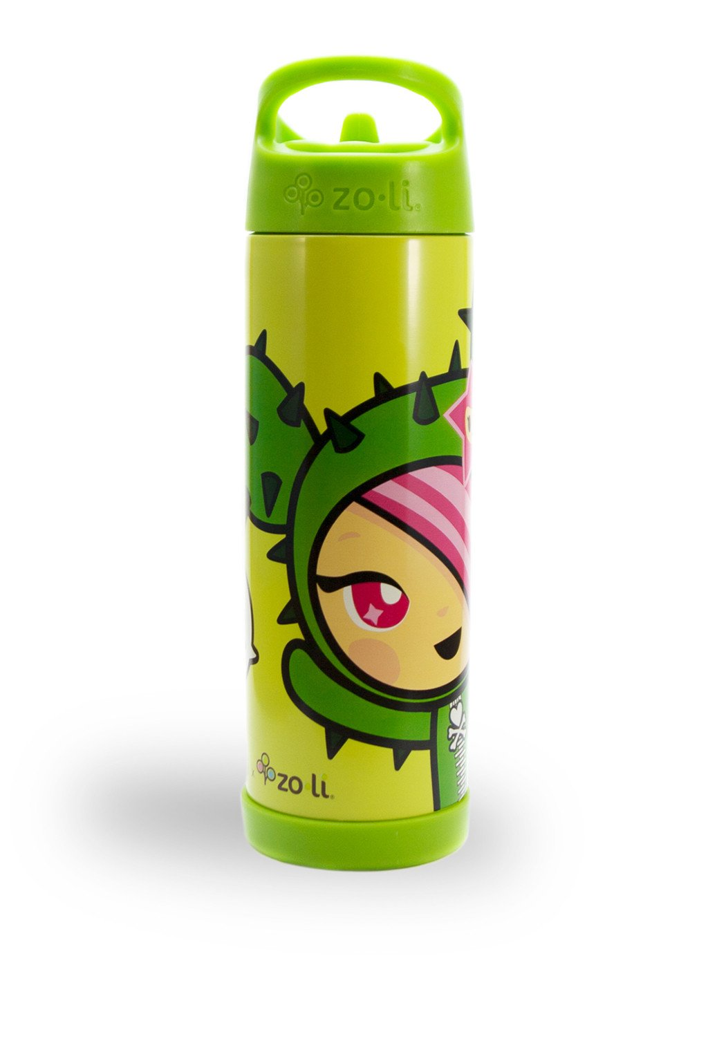 Zoli - TokiPIP Straw Drink Bottle (16oz)