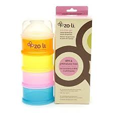 Zoli - On The Go Multipurpose Container