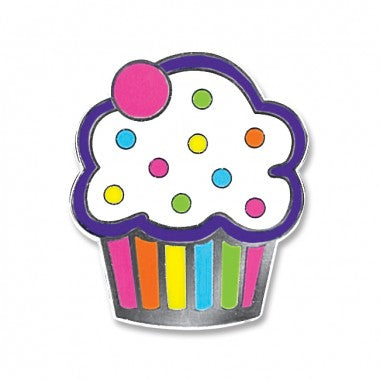 Charm It - Cupcake Stick-On Charm