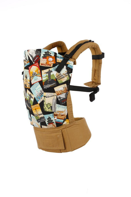 Tula Baby Carrier - Travel Bug (standard)