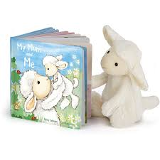 Jellycat Book - My Mom and Me