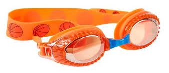 Bling2o - Sports Basketball Orange - Swim Goggles