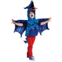 Great Pretenders - Blue Fire Breathing Dragon Hood Cape