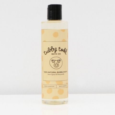 Tubby Todd Sweet Quince and Honeysuckle Bubble Bath
