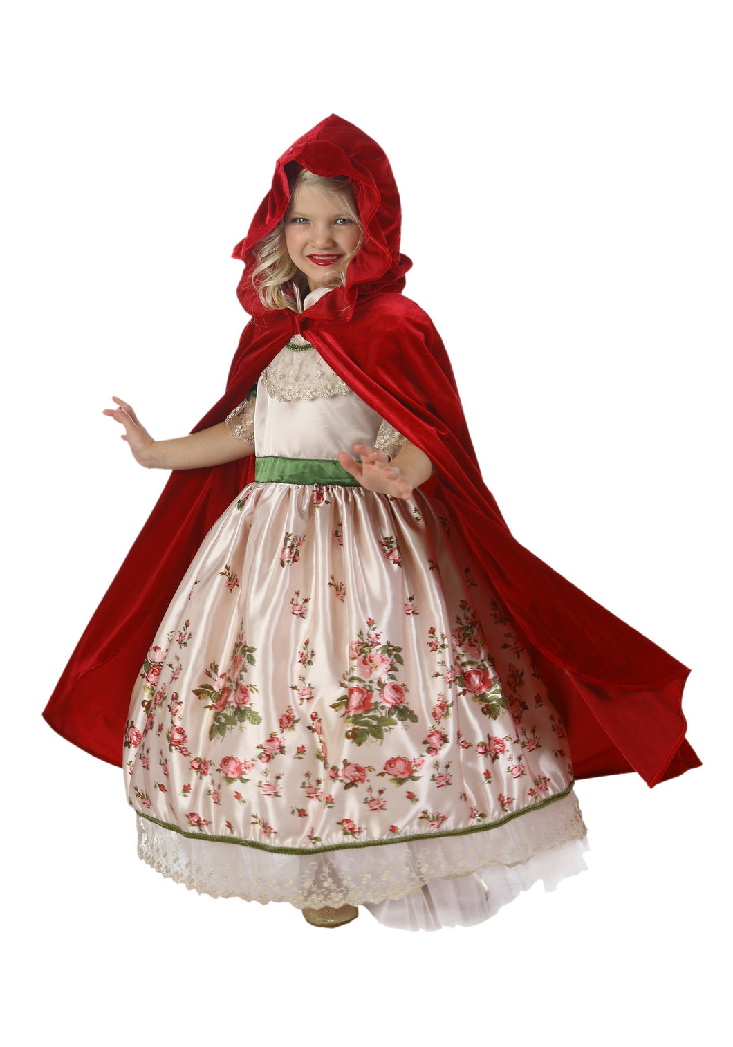 Vintage Little Red Riding Hood Costume