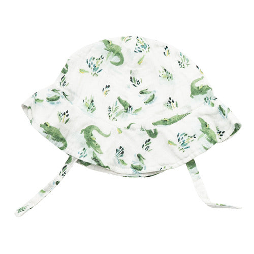 Angel Dear Gators sun hat 6-12m