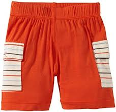 KicKee Pants Print Boy Short - Frisbee