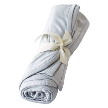 KYTE SWADDLE BLANKET IN STORM