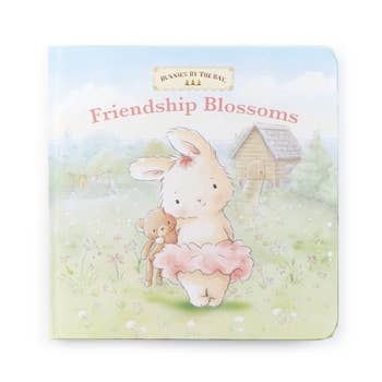 PREORDER FRIENDSHIP BLOSSOMS BOARD BOOK