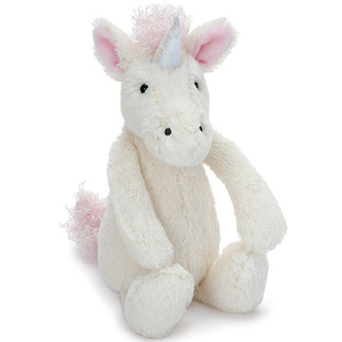 JELLY CAT BASHFUL UNICORN SMALL