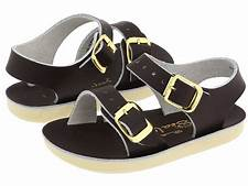 Sun San Saltwater Sandals Sea Wee Brown (2002)