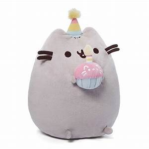 Pusheen - Happy Birthday